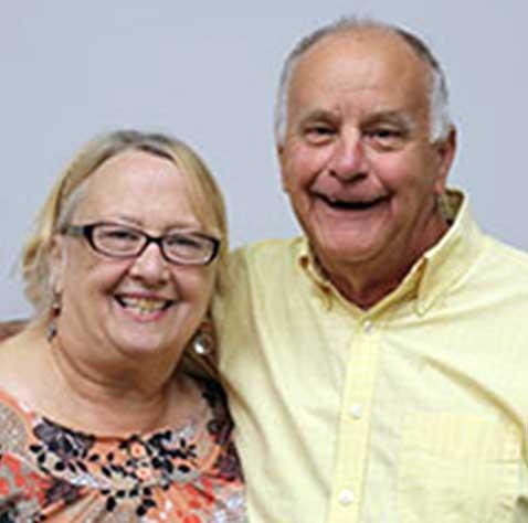 Steve & Beth Hilliard