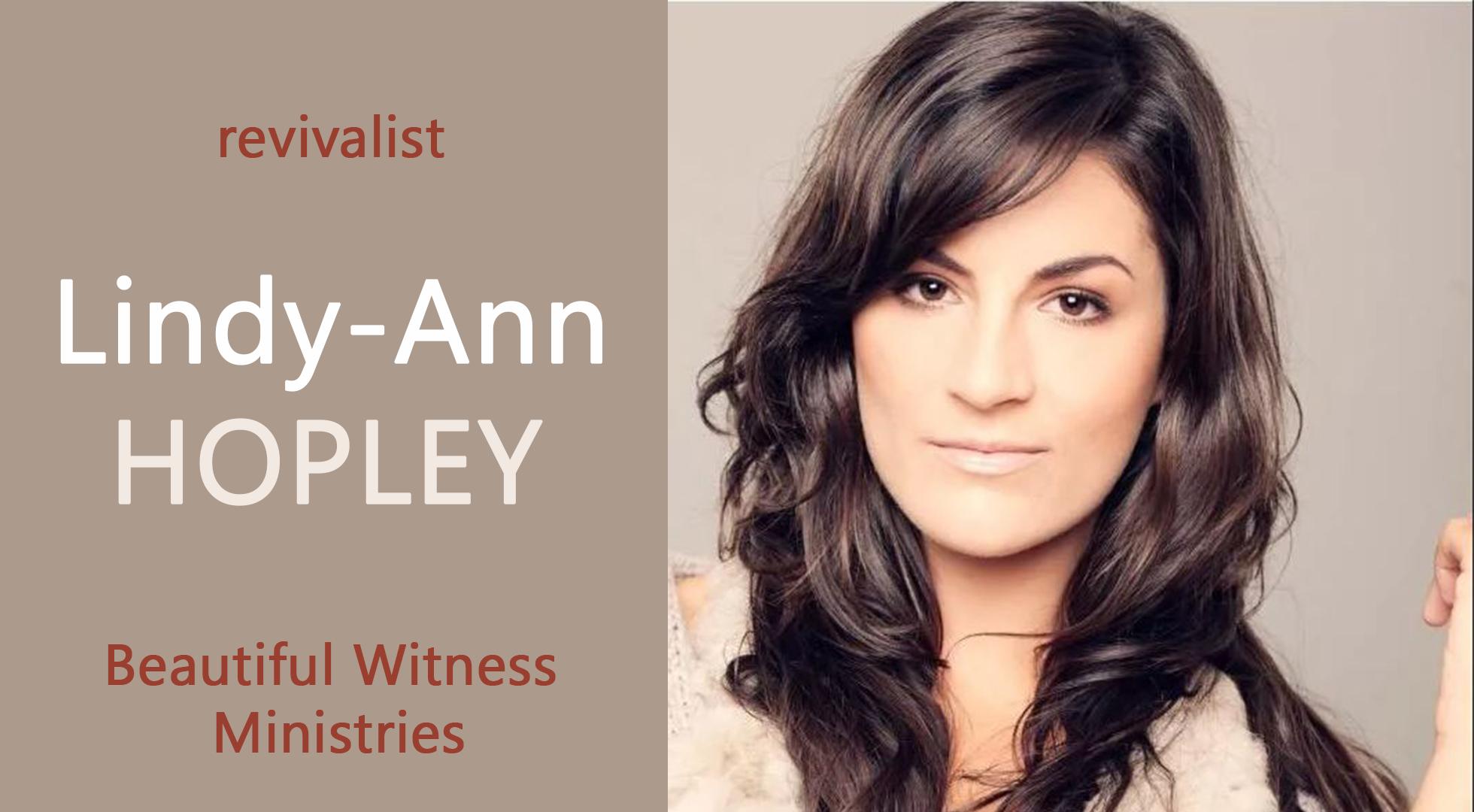 Lindy-Ann Hopley